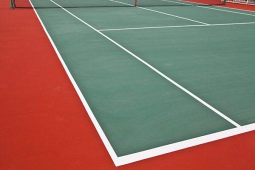 acrylic-court