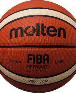 баскетболна топка Molten BGF X