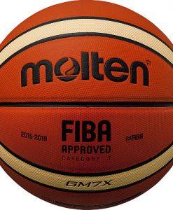 баскетболна топка MoltenBGM-X