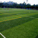 Изкуствена трева за футбол, 40 мм.