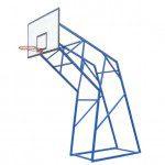 Пилон за баскетбол решетъчна конструкция