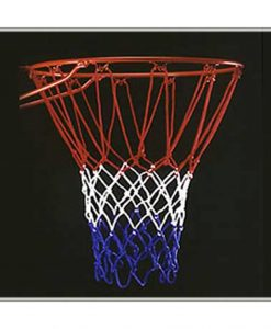 Баскетболна мрежа Ramos трицветна