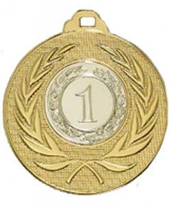 Ramos медал Φ50 златен