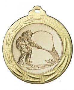 Медал Ramos Φ70 златен