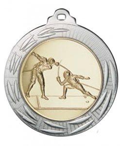 Медал Ramos Φ70 сребърен