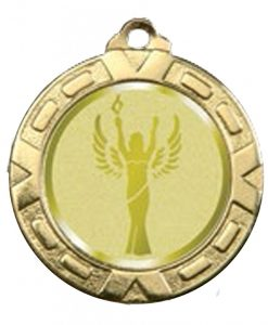Медал Ramos Φ32 златен