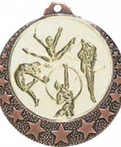 Медал Ramos Φ32 бронзов
