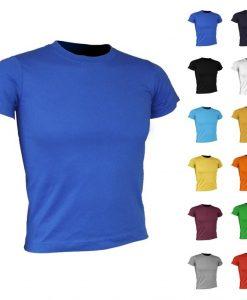 Ramos Μακο Μπλουζα T-Shirt 100%Cot