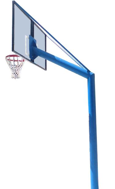Пилон за баскетболно табло