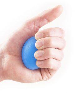Антистрес топка яйцевидна (мека)