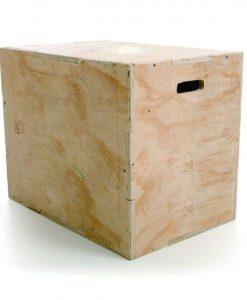 Тренировъчна кутия (Plyo Box)