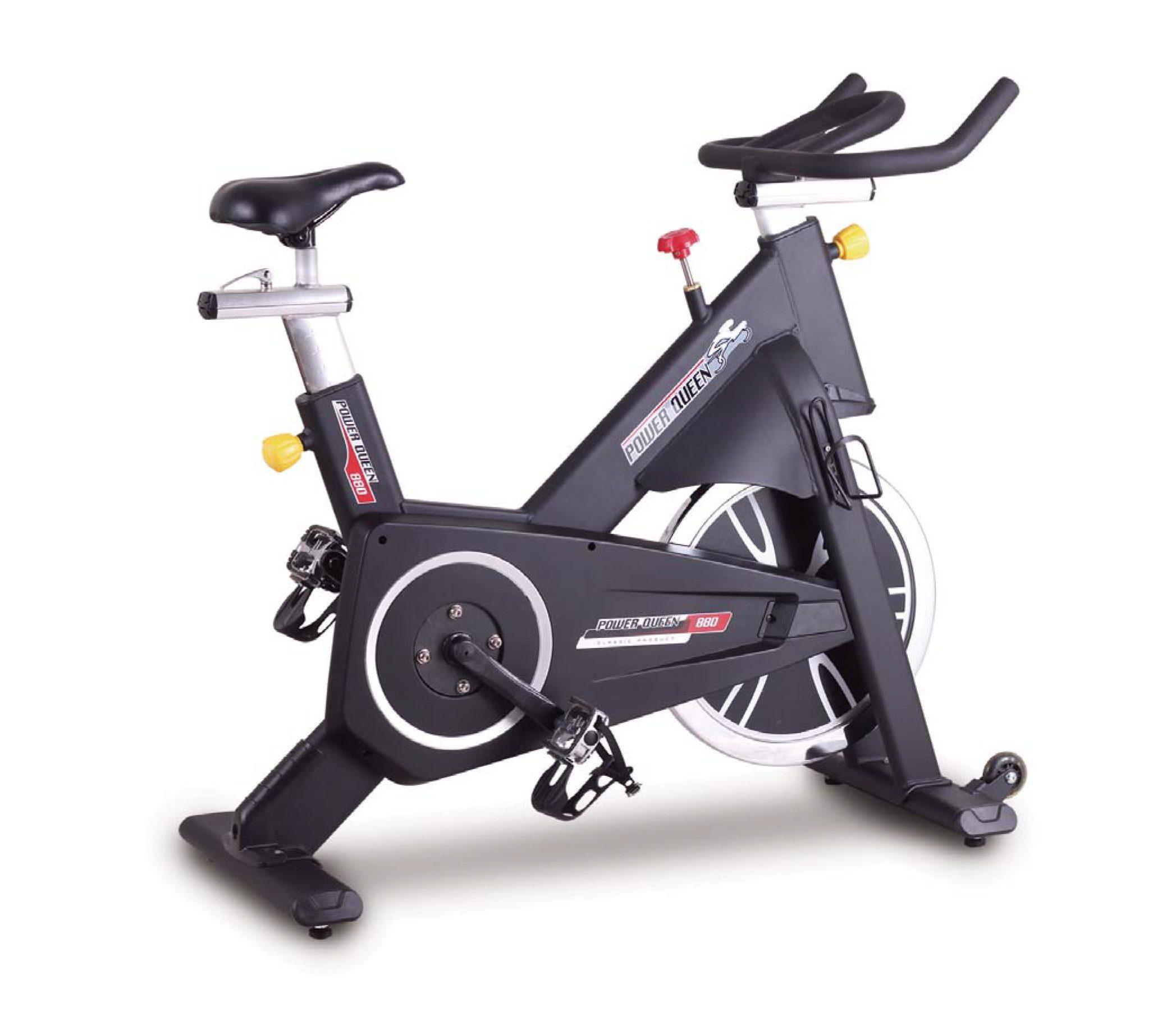 Велоергометър Relax Power Qween Spin Bike PQ880