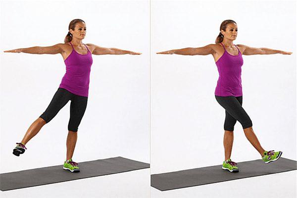 5 упражнения за перфектни бедра