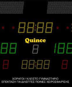 Електронно табло Quince QN1211