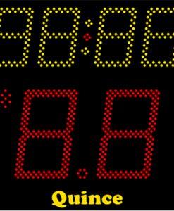 Електронно табло Quince QN1610-GT