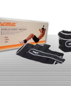 Тежести за ръце/крака 2×2,5 кг (регулируеми)