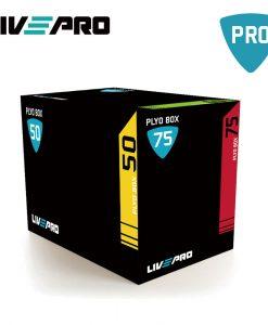 Тренировъчна кутия SOFT, LivePro  (50x60x75см)