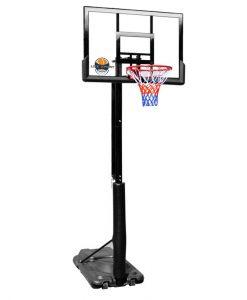 Баскетболен кош за открито, 120×80 см