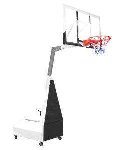 Баскетболен кош за открито, SG-6 140 x 81 см