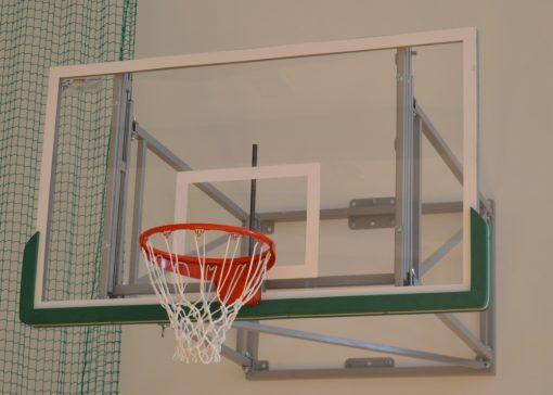 Баскетболно табло 105х180 см, акрилно стъкло
