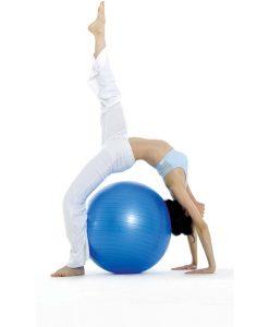 Гимнастическа топка – 65 см/1200 г без помпа