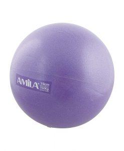 Подсилена топка за пилатес – 19 см/без помпа