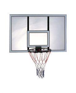 Поликарбонатно баскетболно табло 123х85 см