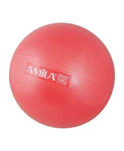 Подсилена топка за пилатес – 25 см/без помпа