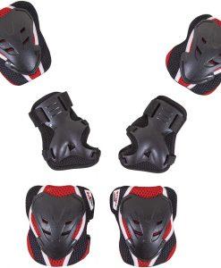 Комплект протектори – колене, лакти, китки