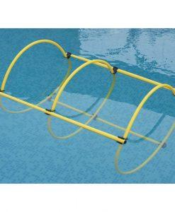Обръчи тип тунел за тренировки в басейн