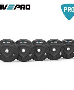 Каучукови тежести, LivePro