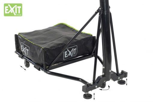 Подвижен баксетболен кош EXIT Galaxy