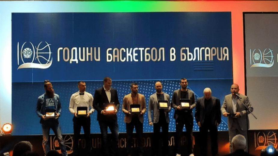 """ДИАС Спорт подкрепи събитието """"100 баскетбол в България"""""""
