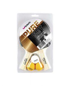 Комплект хилки за тенис на маса Pure