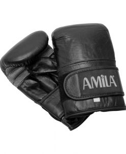 Боксови ръкавици, AMILA, естествена кожа