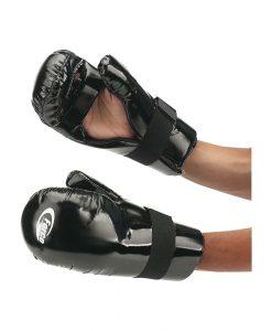 Ръкавици за карате, полуконтакт