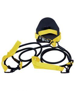 Гумено въже за упражнения в басейн