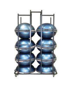 Стойка за баланс топки с колела