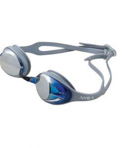 Огледални очила за плуване за юноши AMILA