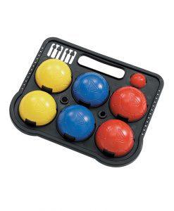 Комплект PVC топки за игра на петанг, 1 450 кг