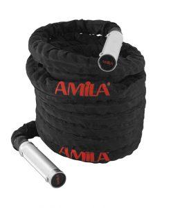 Тренировъчно въже Crossfit  AMILA 9 м