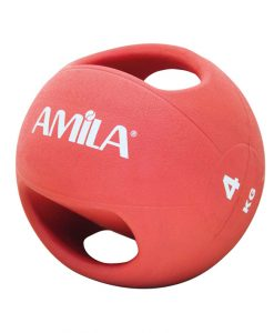 Медицинска топка с ръкохватки