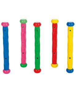 Цветни пръчки за подводна игра