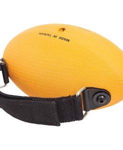 Тежка фитнес топка с ръкохватка
