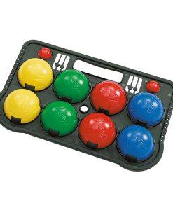 Комплект PVC топки за игра на петанг, 1 300 кг