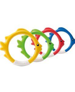 Цветни рингове за подводна игра