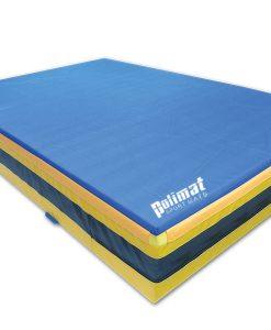 Топ за скочище за висок скок със защитна мрежа 5 см