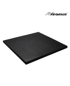Каучукова плоча за фитнес зала 100 х 100 х 1,5 см