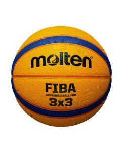 Баскетболна топка за стрийтбол – кожена
