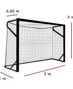 Мрежа за хандбал 3 мм РР